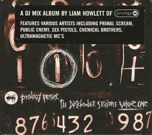 Cd The Prodigy The Dirtcamber Sessions prodigy the dirtchamber sessions volume one at discogs