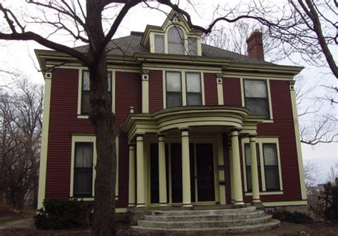 Gothic Revival House Pin By Nate Fishback On Historic Indiana Architecture