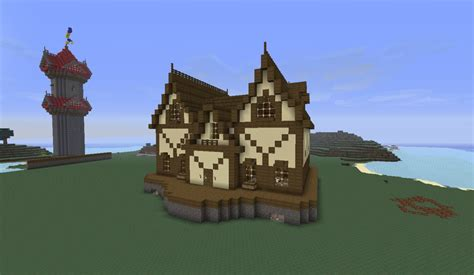 Small House Minecraft Victorian House 1 Minecraft Project