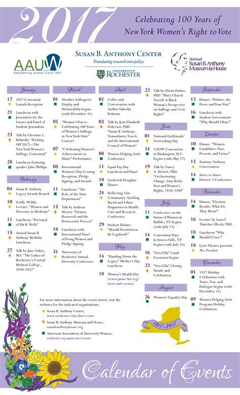 centennial celebration calendar susan