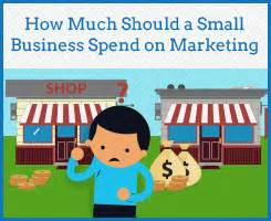 How Much Should I Spend On My 2 by How Much Should A Small Business Spend On Marketing