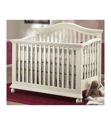 Sorelle Vista Crib by Sorelle Vista 3 Nursery Set In White Crib
