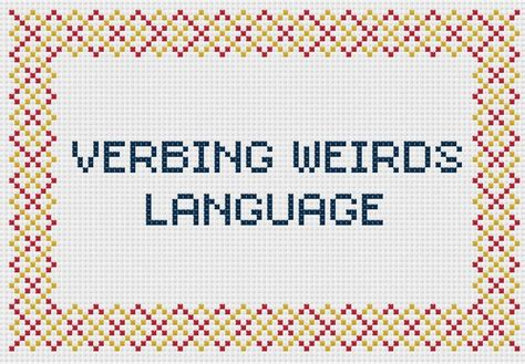 pattern of language pdf calvin and hobbes verbing weirds language quote cross