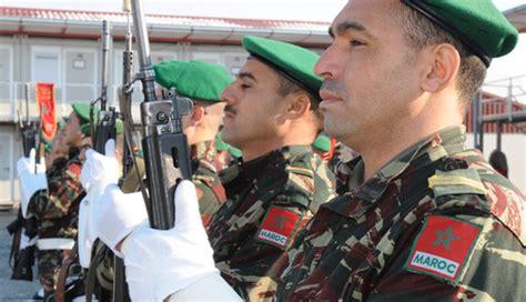 marokkanische le le maroc dans le top 5 des arm 233 es les plus puissantes du