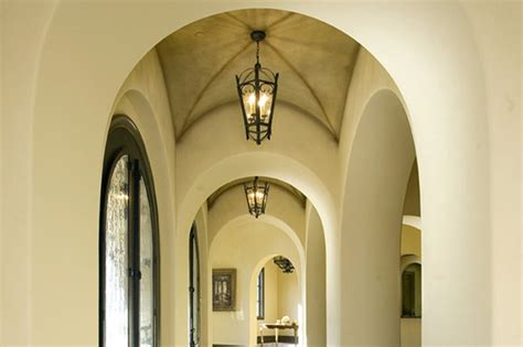 Groin Vault Ceiling by