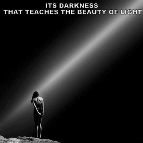 A Light Shining In Darkness by There Can Be That Comes From The Darkness Positivity And Inspiration