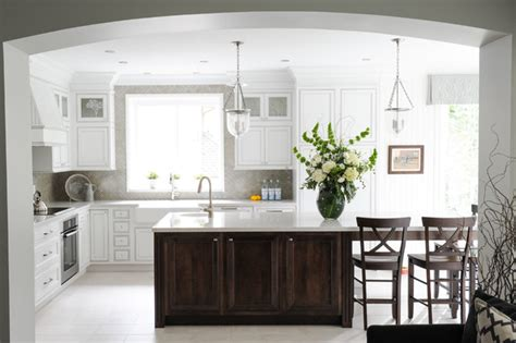 Simply Home Decorating by Serene Family Home Transitional Kitchen Vancouver