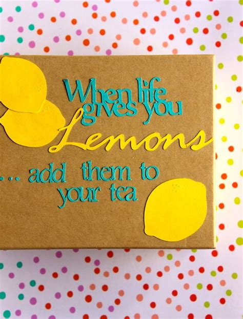 diy feel better gift box with tea momtastic com