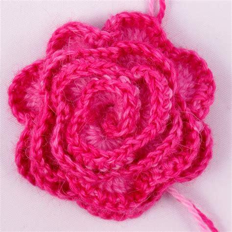 knitting pattern rose crocheted rose pattern knitting and crochet knittting