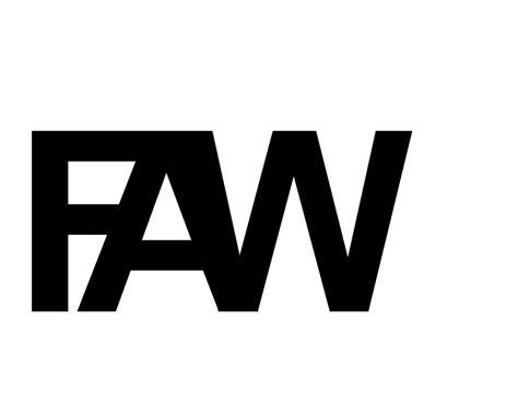 faw logo faw logo 4 big fl 252 chtlinge am werk e v