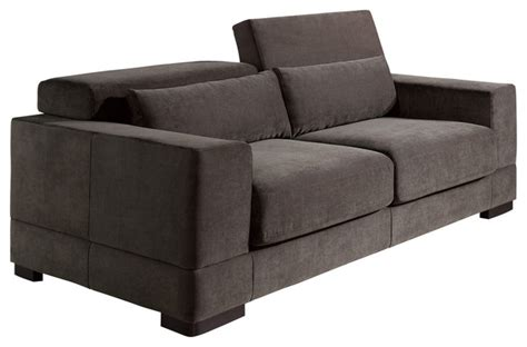 Pull Out Sleeper Sofa Chester Pull Out Fabric Sleeper Sofa Contemporary Sleeper Sofas By Zuri Furniture