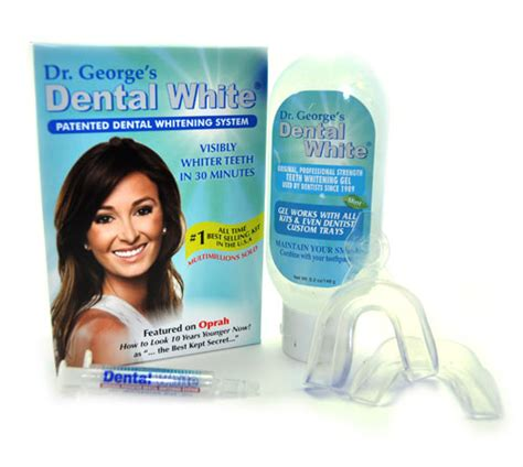 Dr Whitening living a fit and dr george s care