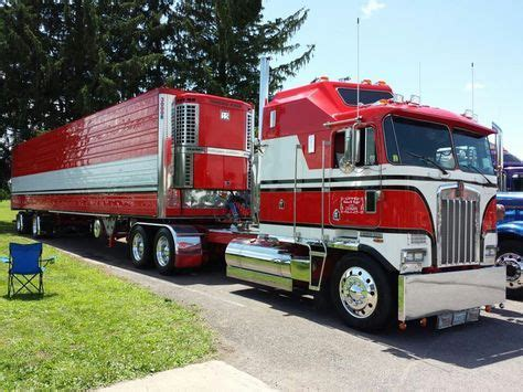 film semi cowboy 422 best images about steel cowboys kenworth cabovers on