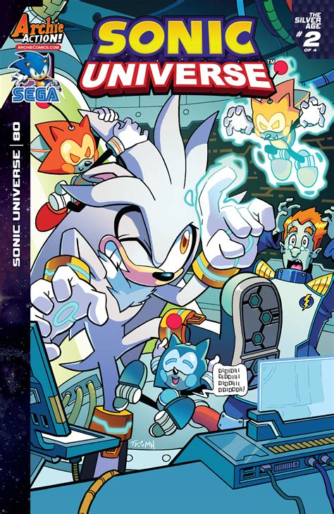 archie sonic universe issue  sonic news network