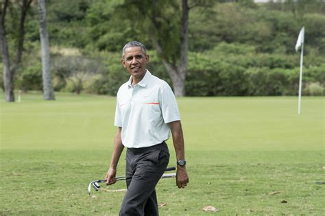 where did obama vacation president obama tees it up with under armour chief kevin