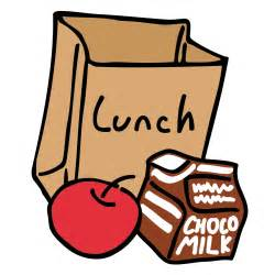 Clip Art Lunch Box Red Abcteach