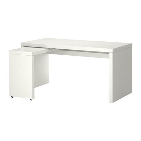 malm desk with pull out panel malm desk with pull out panel white ikea