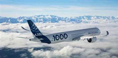 a350 flight test airbus outlines a350 1000 flight test plans air
