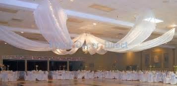 Pipe And Draping Diy Wedding Crafts Ceiling Draping Kits