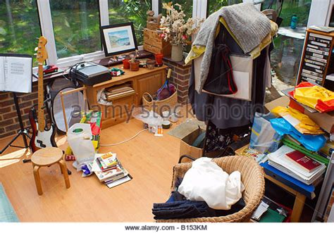 cluttered house cluttered room stock photos cluttered room stock images