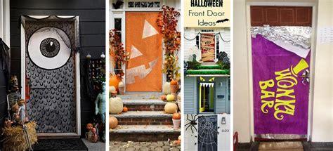 decorar oficina para halloween 10 ideas para decorar tu puerta en halloween mujer de 10