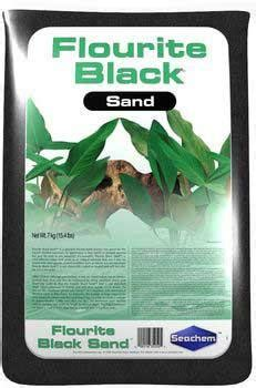 seachem flourite black sand 7 kg by seachem for 31 98 flourite black sand clay based plant gravel 7 kilo