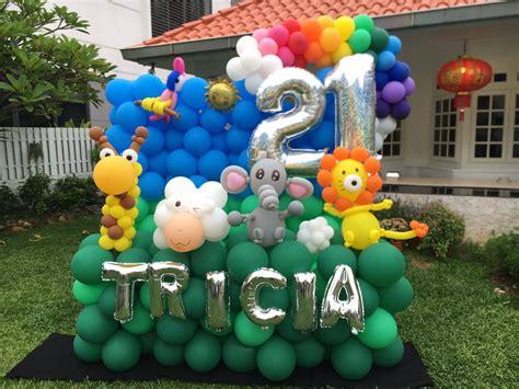 st birthday decoration singapore pixel party sg