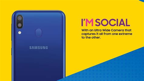 samsung m series samsung will launch galaxy m notched phone in india on jan 28