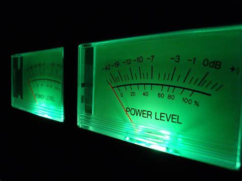 Vu Meter Vu Meter Green Free Stock Photo Domain Pictures