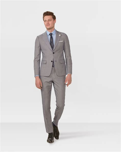 heren slim fit blazer wilson 79660105 we fashion