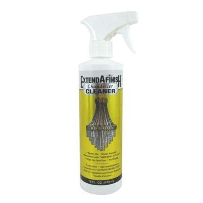chandelier cleaning spray the easiest way to clean chandeliers just spray on and let