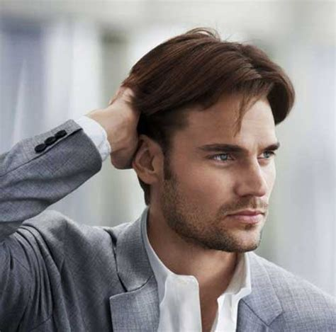 advice for guys with midlength hair new mid length hairstyles for men mens hairstyles 2018