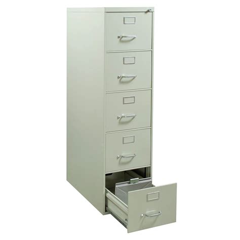 Steelcase File Cabinet Steelcase Used 5 Drawer Letter Vertical File Cabinet Light Putty National Office Interiors