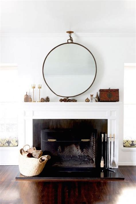 Pictures For Above Fireplace by 10 Fixes For And Outdated Fireplace Becki Owens