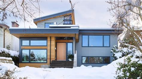 side by side houses vancouver special reno allows two generations to live close but separate lives the