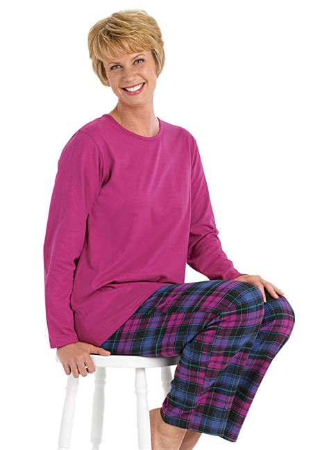comfortable pajamas cozy comfortable 2 pc pajamas carolwrightgifts com
