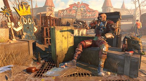 ps4 hidden themes fallout 4 nuka world all new weapons locations guide
