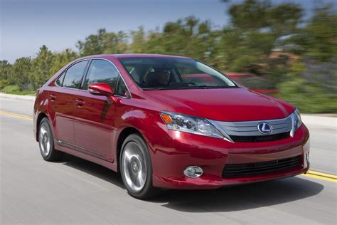 2010 lexus hs 250h picture 302635 car review top speed
