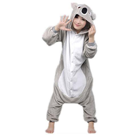 Promo Setelan Pajama Koala 2017 new unisex soft koala pajamas animal