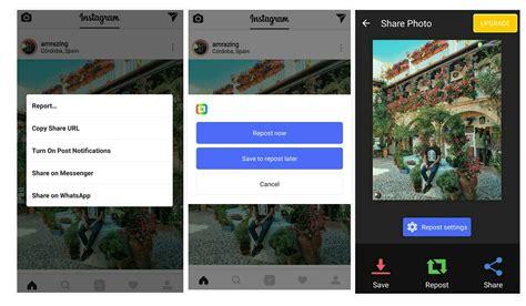 cara membuat repost instagram cara repost instagram emang bisa notordinaryblogger