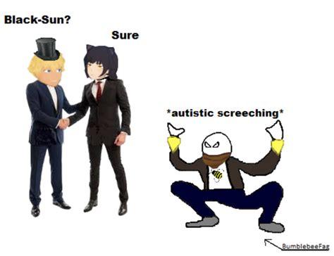 Sheeeeiiiit Meme - bumblebee autistic screeching know your meme