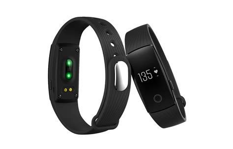 bluetooth smart id107 bluetooth smart rate monitor wristband review