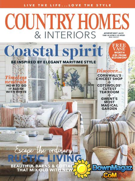country home design magazines country homes interiors 08 2017 187 download pdf