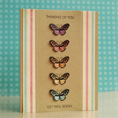 Handmade Get Well Soon Cards - 50 best images about handmade get well soon cards on