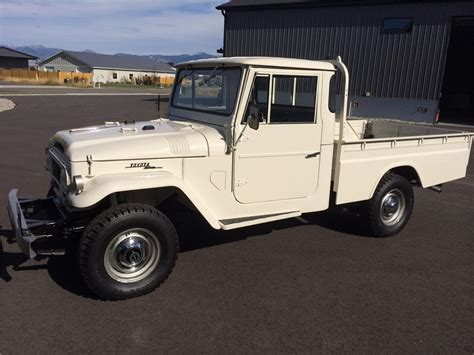 land cruiser pickup 1968 toyota land cruiser fj 45 pickup 182411