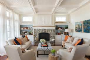 Luxe Home Interiors Victoria by Coastal Chic Beach Style Living Room