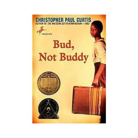 of a a curtis black novel books bud not buddy reprint paperback by christopher paul