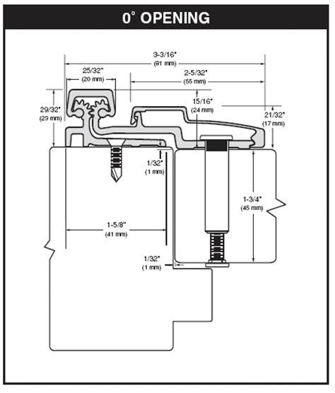 Aluminum Full Surface Continuous Gear Hinges Hager Roton 780 210 Continuous Hinge Full Surface Stanley Electric Hinge Templates
