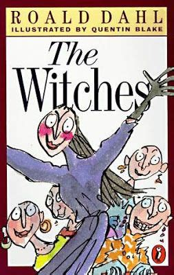 Roald Dahl The Witches Import the witches by roald dahl read