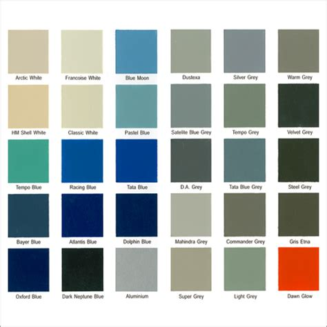 wall colour shade cards 20 ways to bright space in your rooms interior exterior doors